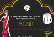 An Evening with James Bond and Eagles Wings of Grace