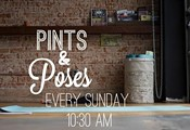 Pose and Pint