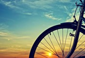 Spandex and Bike Seats