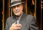 People Who Died: Leonard Cohen by Howe Gelb