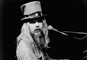 People Who Died: Leon Russell by Billy Sedlmayr
