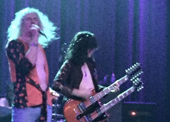 ZoSo Brings the Sounds of Zep to Rialto