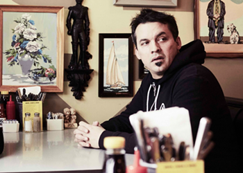 Slug (of Atmosphere) Discusses Prince, Maturing and that Recent Cold Front