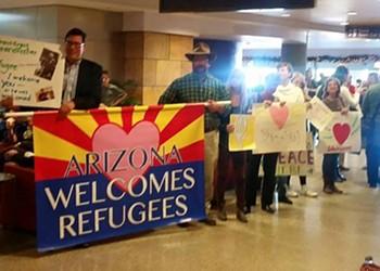 Arizona Welcomes Refugees