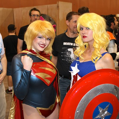 The Spectacular Phoenix ComiCon 2015 Slideshow