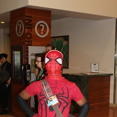 The All-New, All-Different Phoenix ComiCon 2015 Slideshow