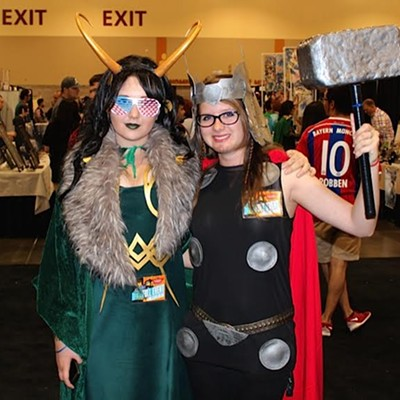 The Amazing Phoenix ComiCon 2015 Slideshow