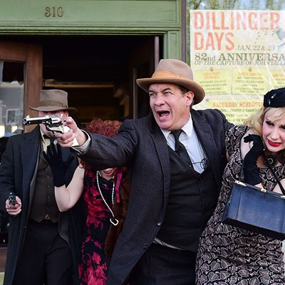 Dillinger Days (SLIDESHOW)