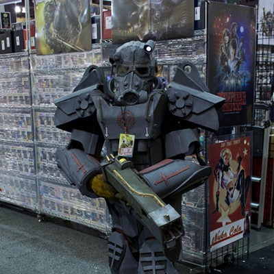 Phoenix Comicon 2017 Cosplay