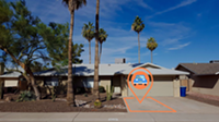 AIRGARAGE - The app allows you to preview your future parking space.