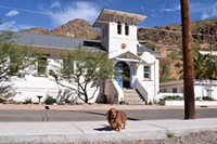 DANYELLE KHMARA - Church in Clifton, AZ