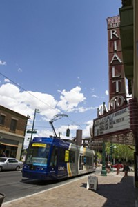 TUCSON WEEKLY FILE PHOTO - The Rialto Theatre will move operations for two years while renovations are underway.