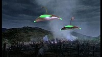 COURTESY - The War of the Worlds
