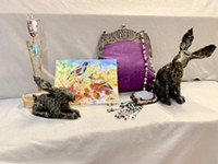 A few pieces at Cactus Wren Artisans - Uploaded by diane4art