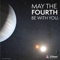 May the 4th Be With you at Flandrau! - Uploaded by flandraumarketing@gmail.com
