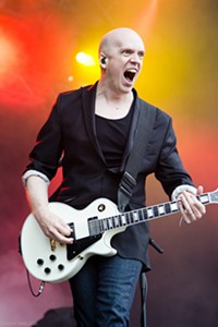"""COURTESY - Devin Townsend: """"Making Empath was a pain the ass, a pain in the dick, a pain in the balls—that entire area was a pain."""""""