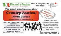 County Festival at Bianchi's Italian North - Uploaded by Vincent Bianchi