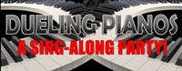 Dueling Pianos, A Sing-Along Party! - Uploaded by Danielle Belder