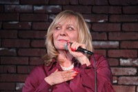 The Estrogen Hour host Nancy Stanley - Uploaded by msmary217