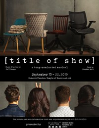 SAPAC's [title of show] - Uploaded by Dennis Tamblyn