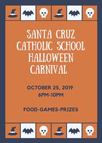 Santa Cruz Catholic School Halloween Carnival - Uploaded by Santa Cruz Catholic School