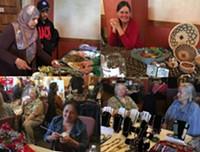 International Holiday Bazaar - Uploaded by Katrina Noble 1