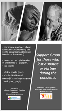 Support Group Now Forming - Uploaded by CCongruency