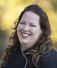 Reigning Iron Chef Wendy Gauthier - Uploaded by Flying Aprons Tucson