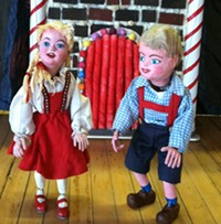 Hansel & Gretel - Uploaded by Red Herring