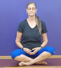 Martha Bergner and other instructors guide meditation sessions at The Yoga Connection. - Uploaded by YogaConnection