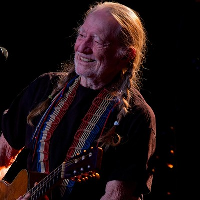 Willie Nelson at the Desert Diamond Casino, Mar. 6, 2012